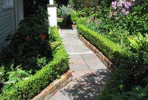 New Zealand homes- gardens