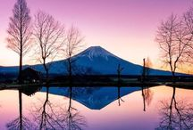 Japan / Japan is a world in itself when nature comes alive