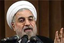 "Rohani congratulates Jews ""Happy New Year"" .. and Saudi Arabia ""sister"" .. and flirts Obama ""to rule out an interview"" .. What is behind this change"