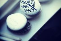 Stenen / Painting stones