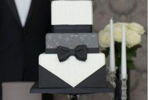 Wedding: Groom Cakes