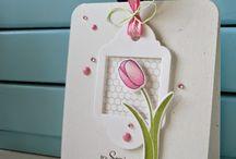 kartki- kwiaty