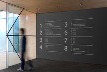 navigace v budove