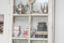 Gamle vinduer