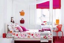 Bedrooms / by Karen Harrison