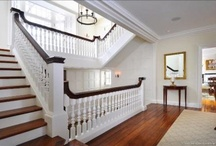 Doorways, Hallways, Enterways & Stairways.... / by Nat @ ShabbyD