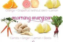 Organics and Juices