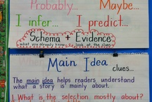 Anchor charts / by Rachel Gaines
