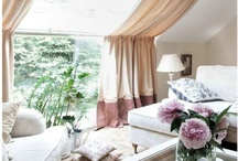 DRAPERIES / Draperies and curtains to give you the perfect design inspiration.