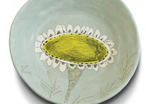 Ceramics: Plates and Platters / by Kelly Daniels