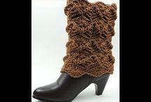 Polainas para botas
