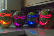 Halloween BOO / Halloween ideas,  not too scary stuff tho . Love the fun side of this day.  / by Les
