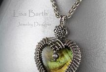 wire šperky