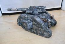 Warhammer 40 k vehicle