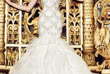 beautiful wedding dress / beautiful wedding dress
