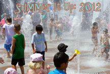 Summer Fun Ideas #SummerItUp