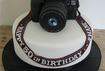 Samuel's Birthday Cake / by Sophie Ducroq