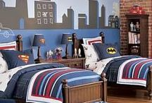 Caius & babe's new bedroom