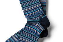 Socks in color