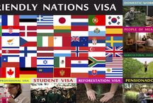 Panama Passport, Immigration and Residency Visas / Panama Immigration has over 20 affordable Panama Residency visas making it the Easiest Country to get Citizenship. Many Panama Residency Visas lead to Citizenship and a Panama Passport.