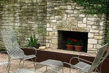 Outdoor Fireplace | Fire pit