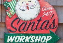 nápady a projekty vánoce