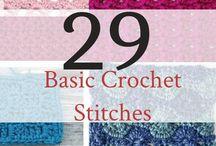 basic crochet and knit