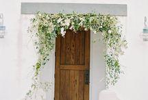 Doorways / Archways / Garden Ideas