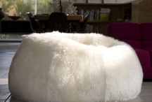 Sheepskin Rugs / All-natural Argentinian sheepskin rugs by Pure Rugs, a Los Angeles based design studio.