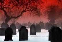 Fantastic - Mezarlık Tabut/Cemetery Coffin