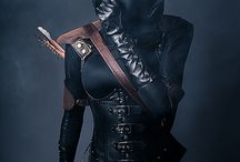 FANTASY • Assasin • Female