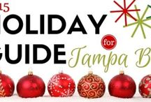 2015 HOLIDAY GUIDE for TAMPA BAY