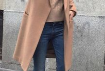 Płaszcz typu camel