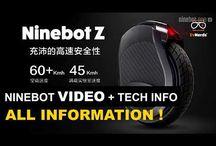 Ninebot ONE Z , Z6, Z8, Z10