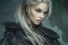 Characters - Fantasy