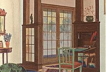 Arts and Crafts /Craftsman/American Bungalow Interior