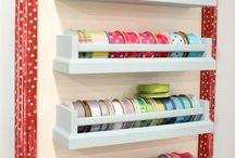 Storage Ideas / by Kimberly Tate