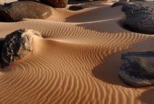 Sand & Rocks