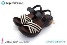 RegettaCanoe CJEG5221 / Egg Heel Shoes Style