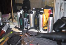 Windle and Moodie products / On set barnetconcept