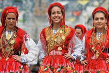 Portuguese festivities and pilgrimages
