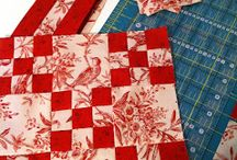 French & Toile Quilts