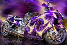 My dream motorbikes / luxury motorbikes that always pops up in my dreams