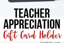 School { teacher appreciation }