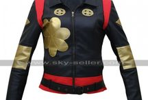 Katana Suicide Squad Costume Leather Jacket / Get this Samurai Tatsu Yamashiro Suicide Squad Katana Jacket at most low price from Sky-Seller online shop and avail free Shipping.