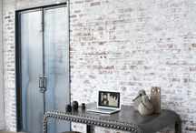 industry decor style