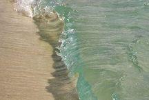 МОРЕ  И  МОРСКИЕ ВОЛНЫ,  Жизнь около моря