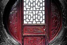 Chinese inspiration