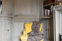 Millwork Finishes and Library Design Inspiration
