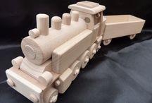 Parní lokomotiva řady DR, hračka